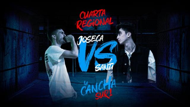La Cancha Sur 1 | Final | Joseca vs Santi