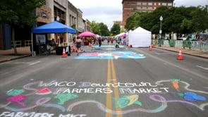 Wacotown Chalk and Walk