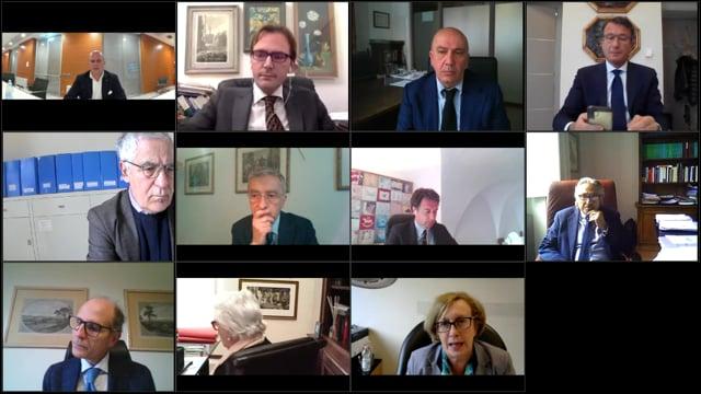 29/04/2021 L'ARBITRATO AMMINISTRATO PRESENTAZIONE DEL NUOVO REGOLAMENTO DELLA CAMERA ARBITRALE DI FIRENZE