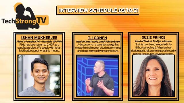 TechStrong TV - May 10, 2021