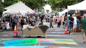 Wacotown Chalk+Walk - Images