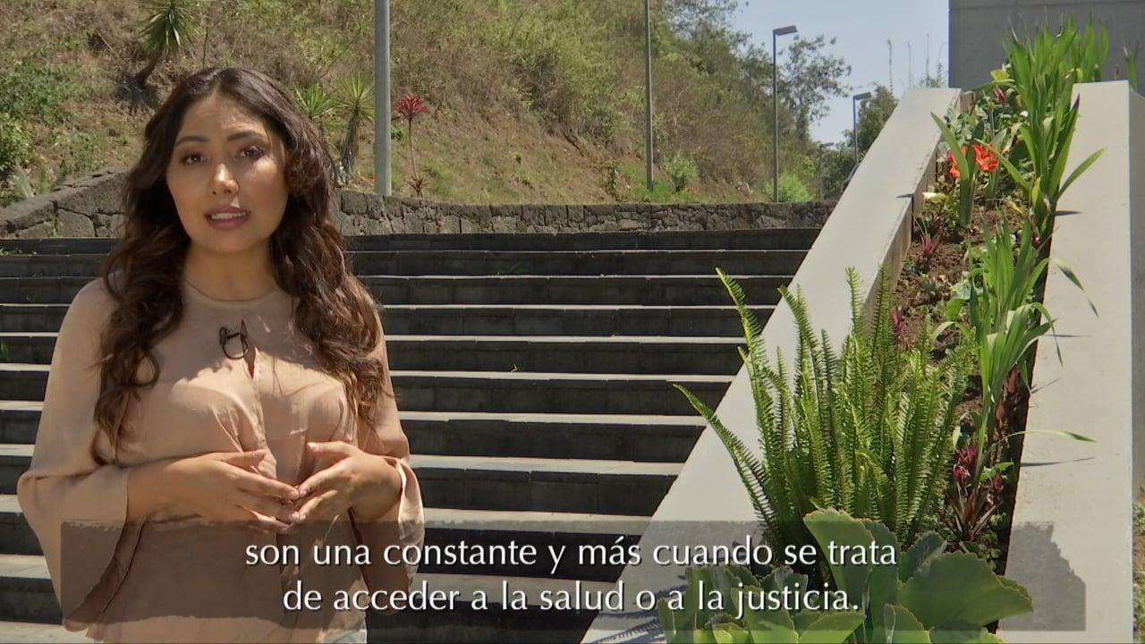 Violencia de Género contra Mujeres con Discapacidad