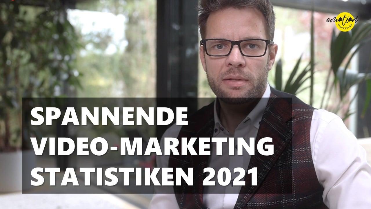 Spannende Video-Marketing Statistiken 2021