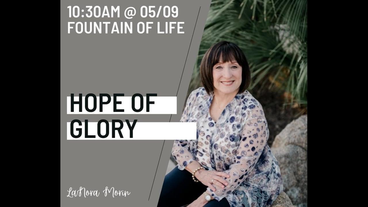 Hope Of Glory - Lanora Morin.mp4