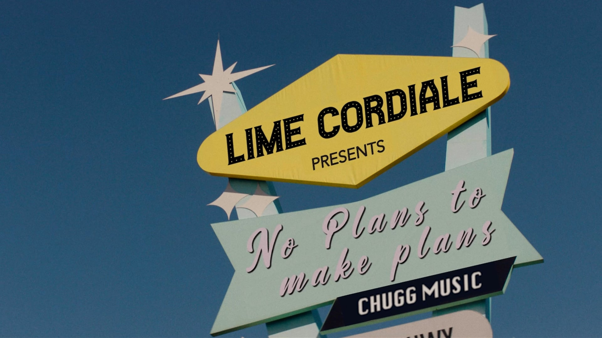 Lime Cordiale - No plans to make plans