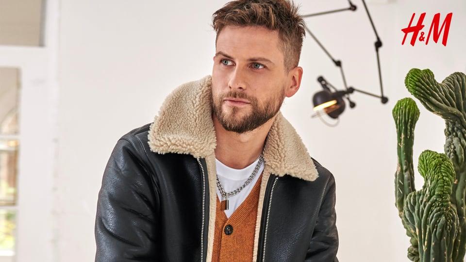 Jean Philippe Cretton Campaña H&M Jackets
