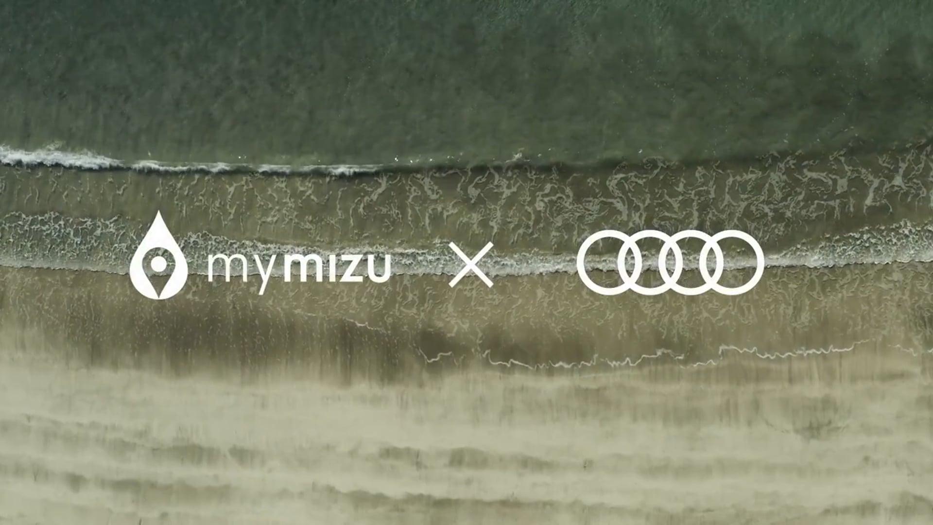 [Audi e-tron × mymizu]サステイナブルな未来への選択   金子ケニー[アウディ ジャパン]