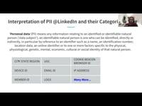 Data Anonymization @ Offline Data Lake