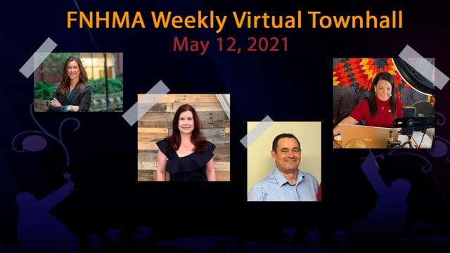 FNHMA Town Hall (ENG) May 12, 2021