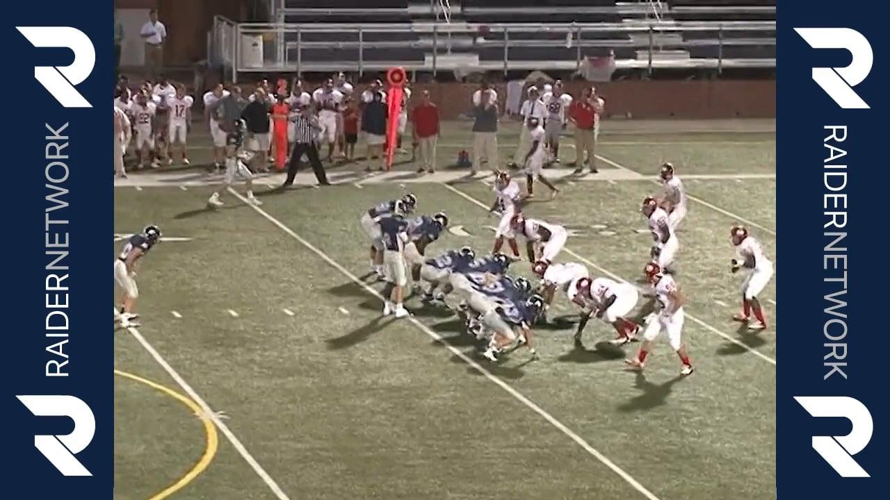 Varsity Football vs NE Lauderdale - 08-24-12