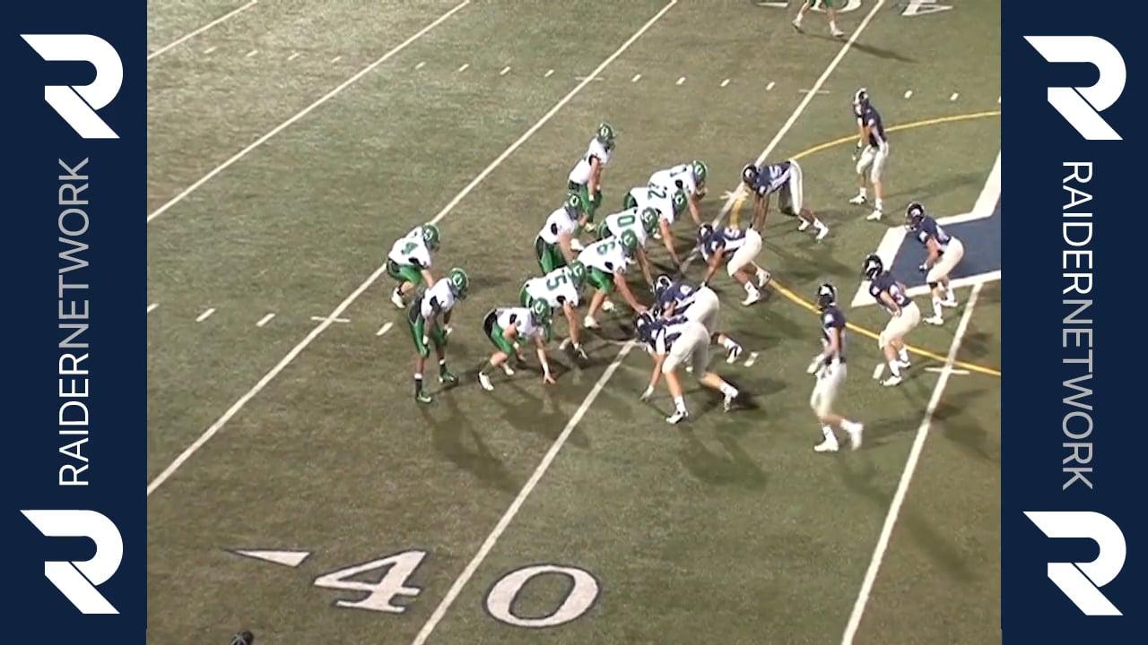 Varsity Football vs Lee - 09-28-12