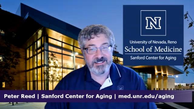 Sanford Center for Aging | UNR, School of Medicine