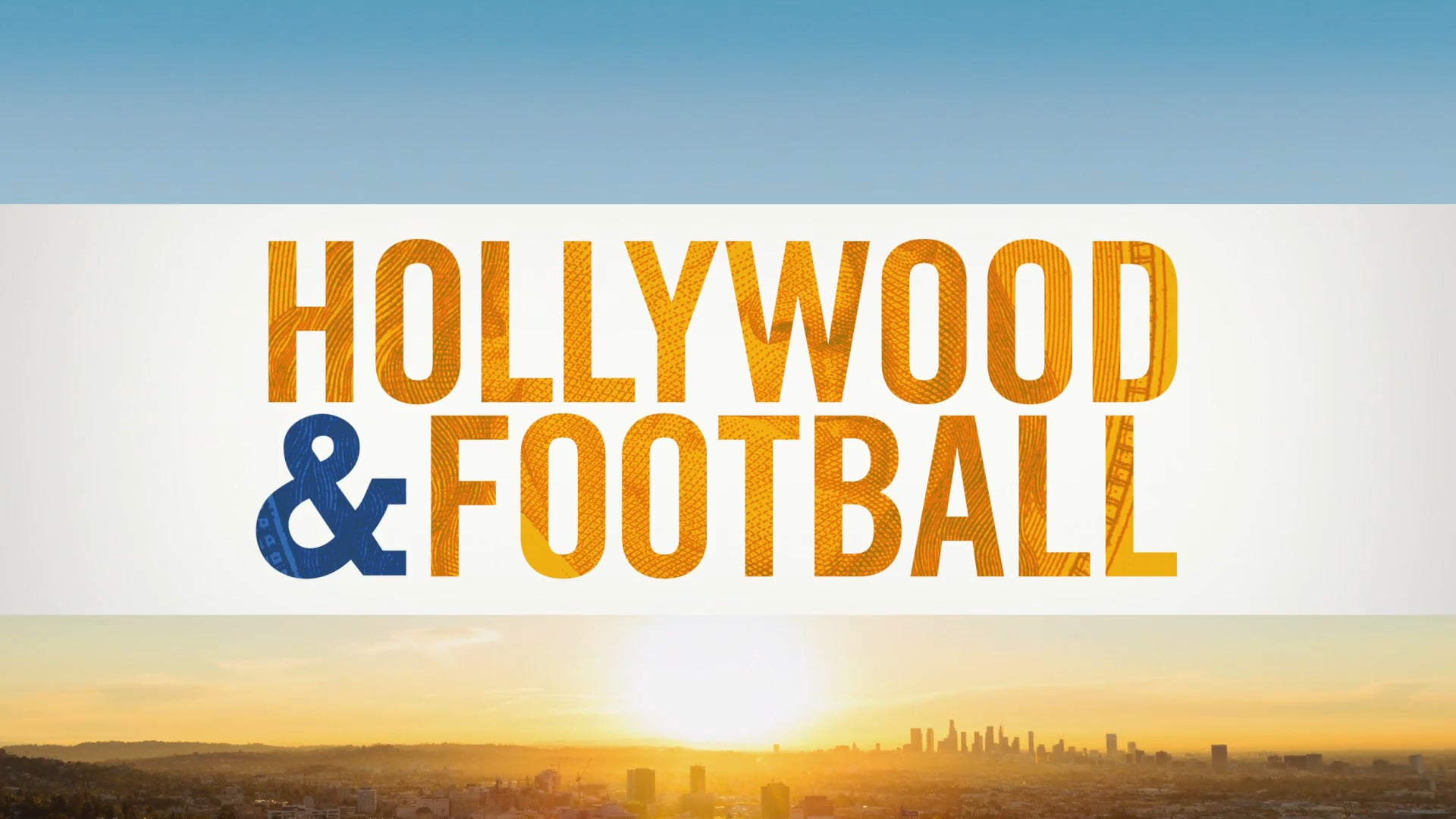 E! Networks Hollywood & Football Open