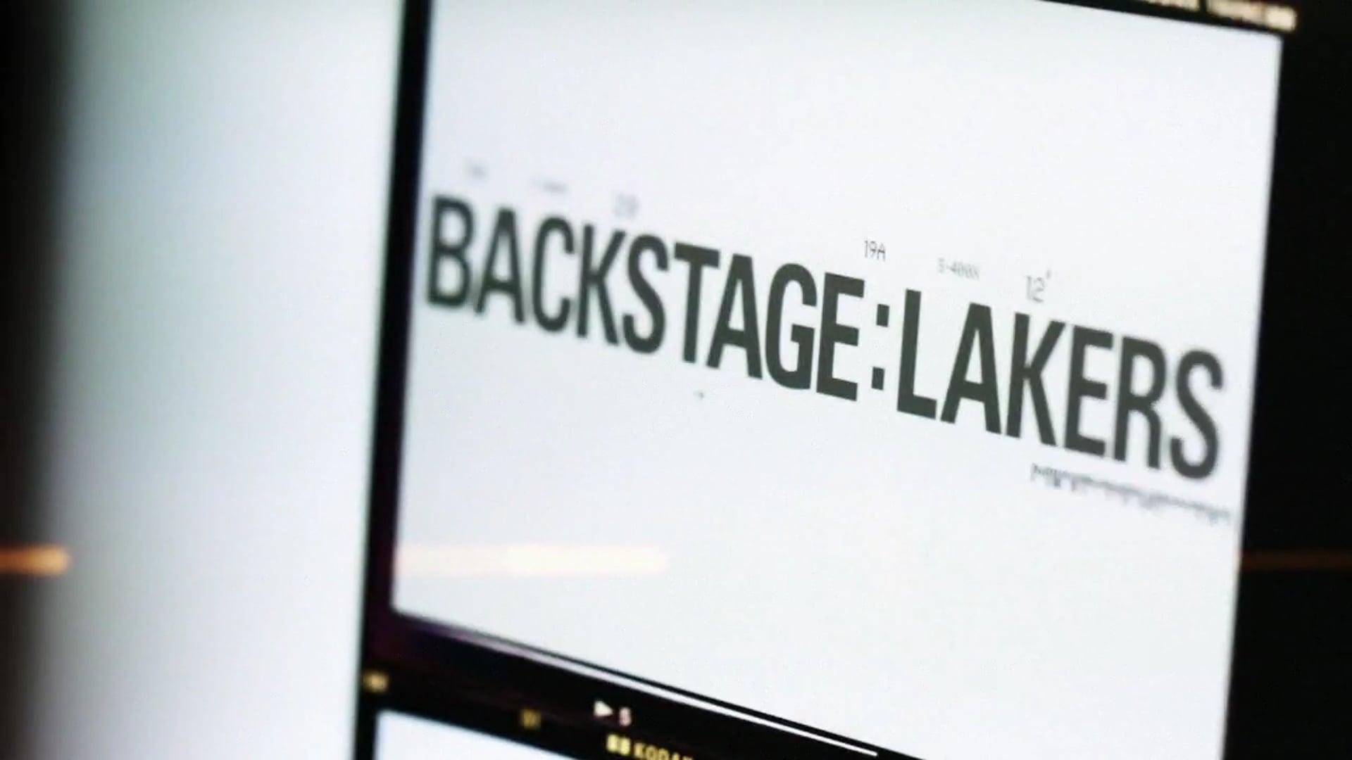 Spectrum SportsNet Backstage: Lakers
