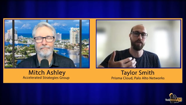 Automating Security - Taylor Smith, Palo Alto Networks