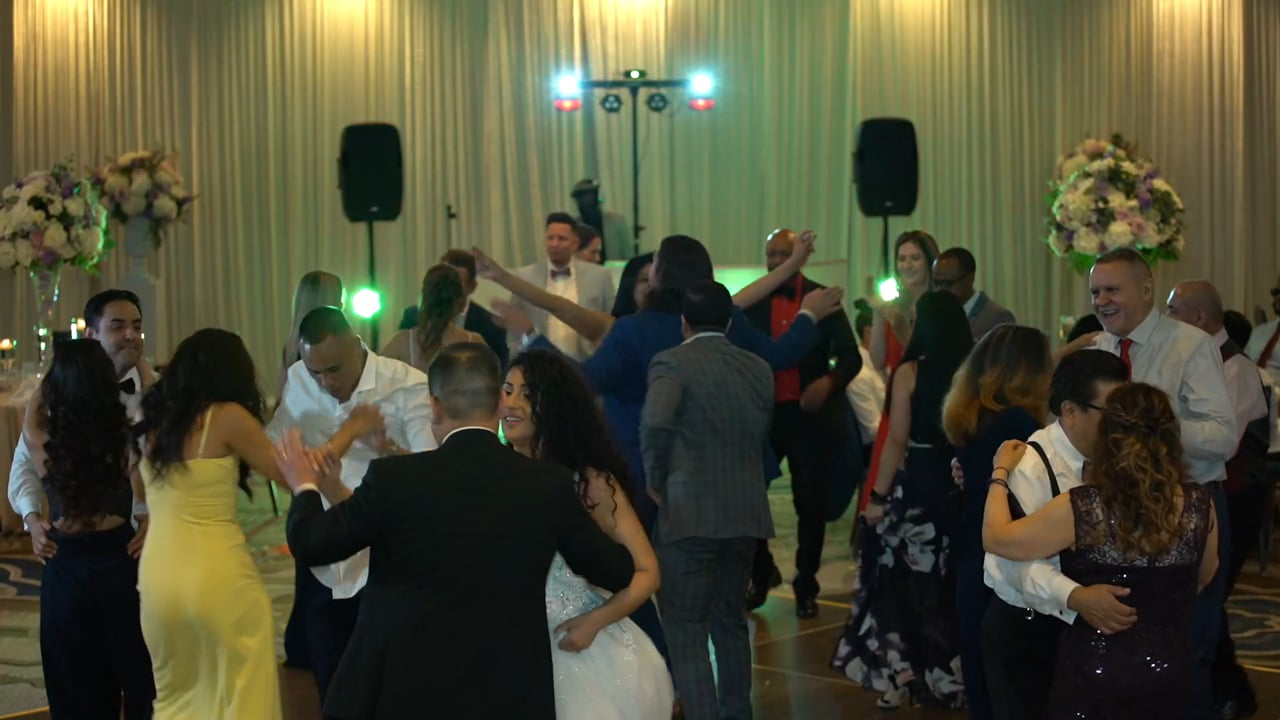 Adelina & Johnny's Wedding Highlight Recap