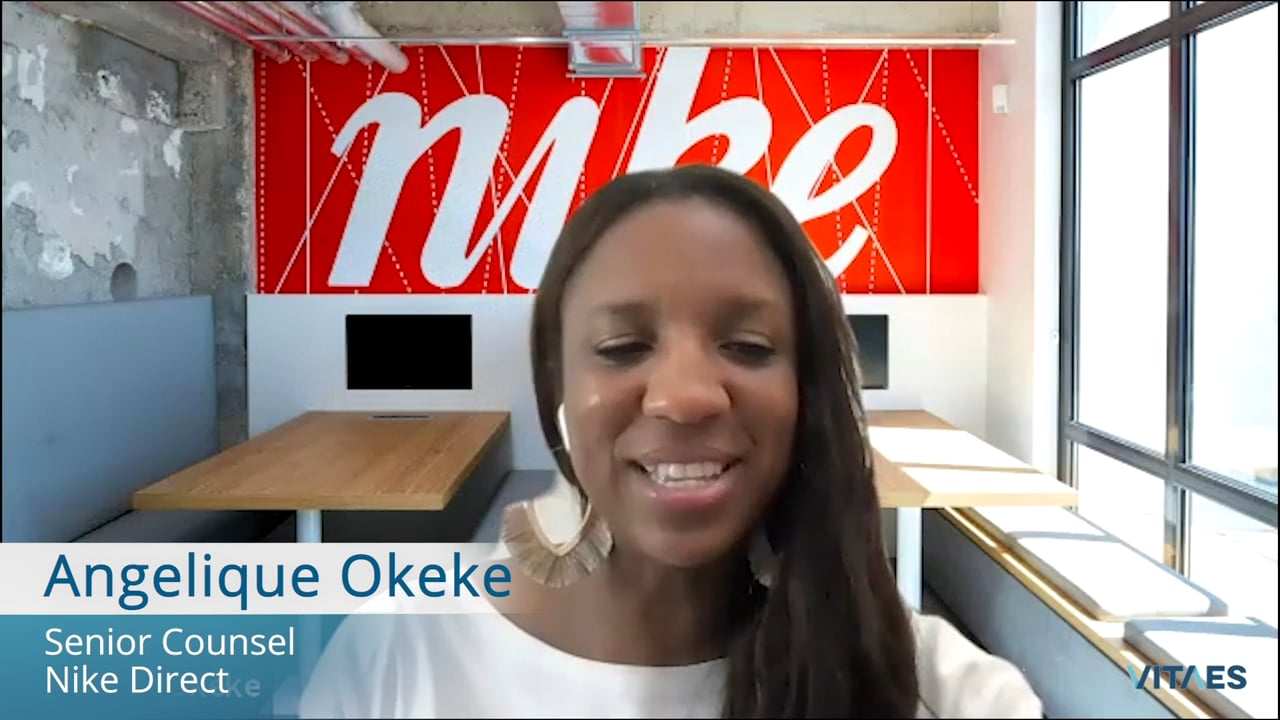 Angelique Okeke