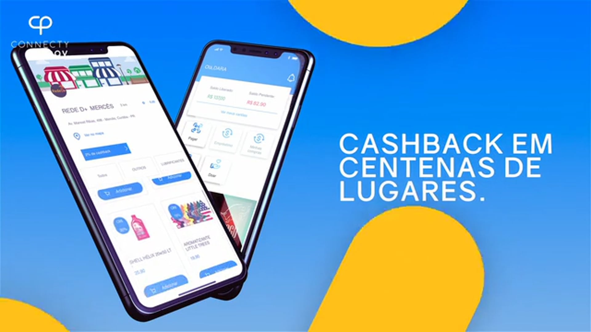 Connecty Pay - Aplicativo 2020