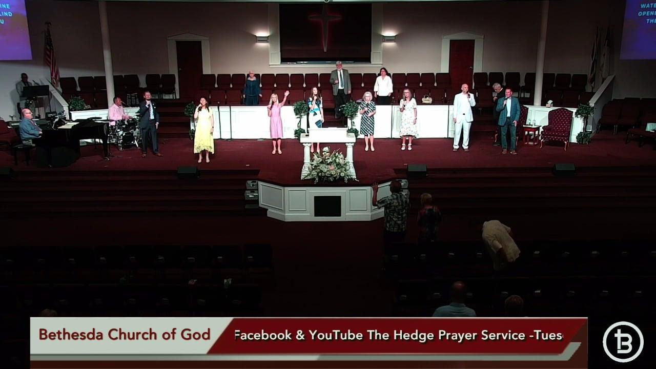 God Is Bigger:Bethesda Church of God