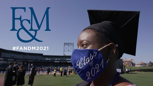 F&M Commencement 2021 Highlights