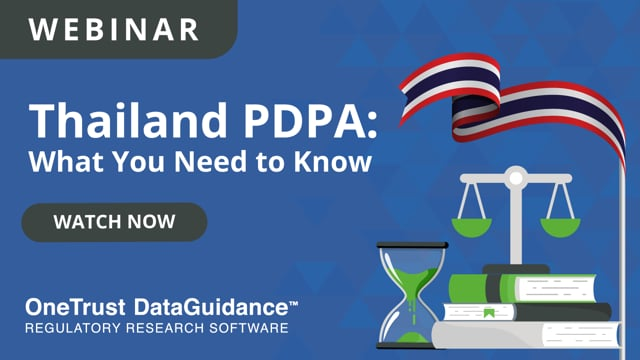Thailand PDPA: What You Need to Know