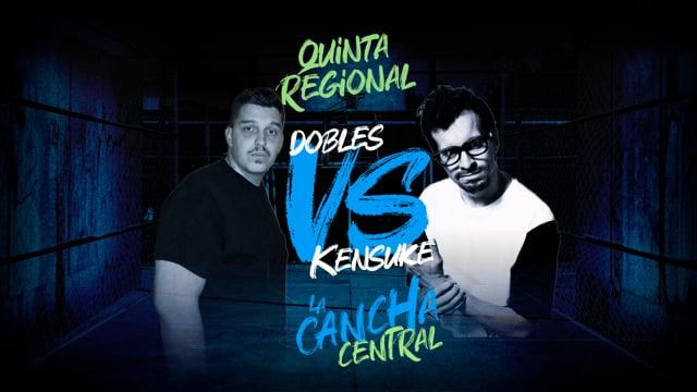 La Cancha Central | Semifinal | Dobles vs Kensuke