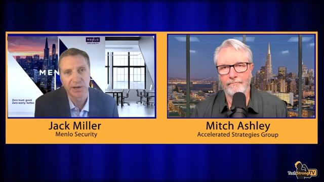 Adapting Security - Jack Miller, Menlo Security