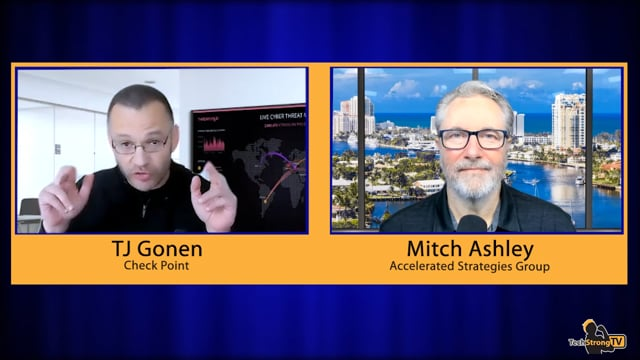 Security Solutions - TJ Gonen, Check Point Software