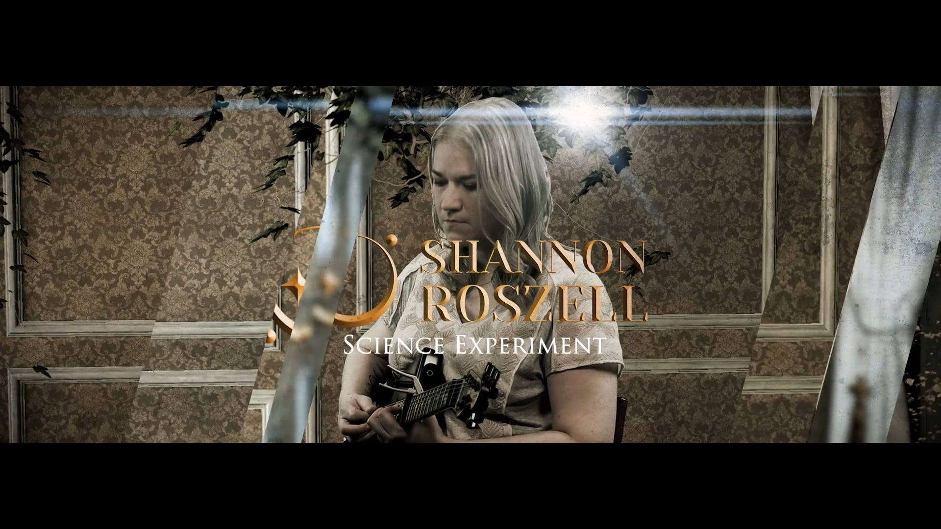 """Shannon Roszell """"Science Experiment"""" Official Video"""