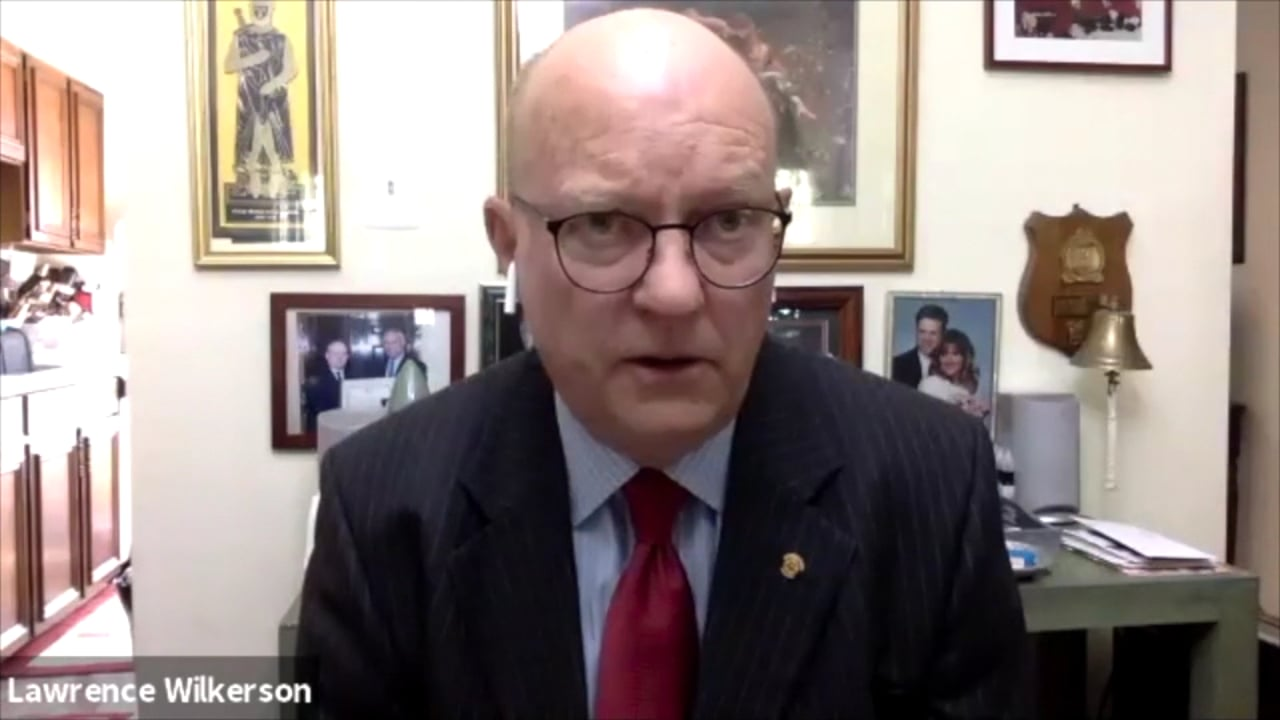 The Warfare State with Lawrence Wilkerson