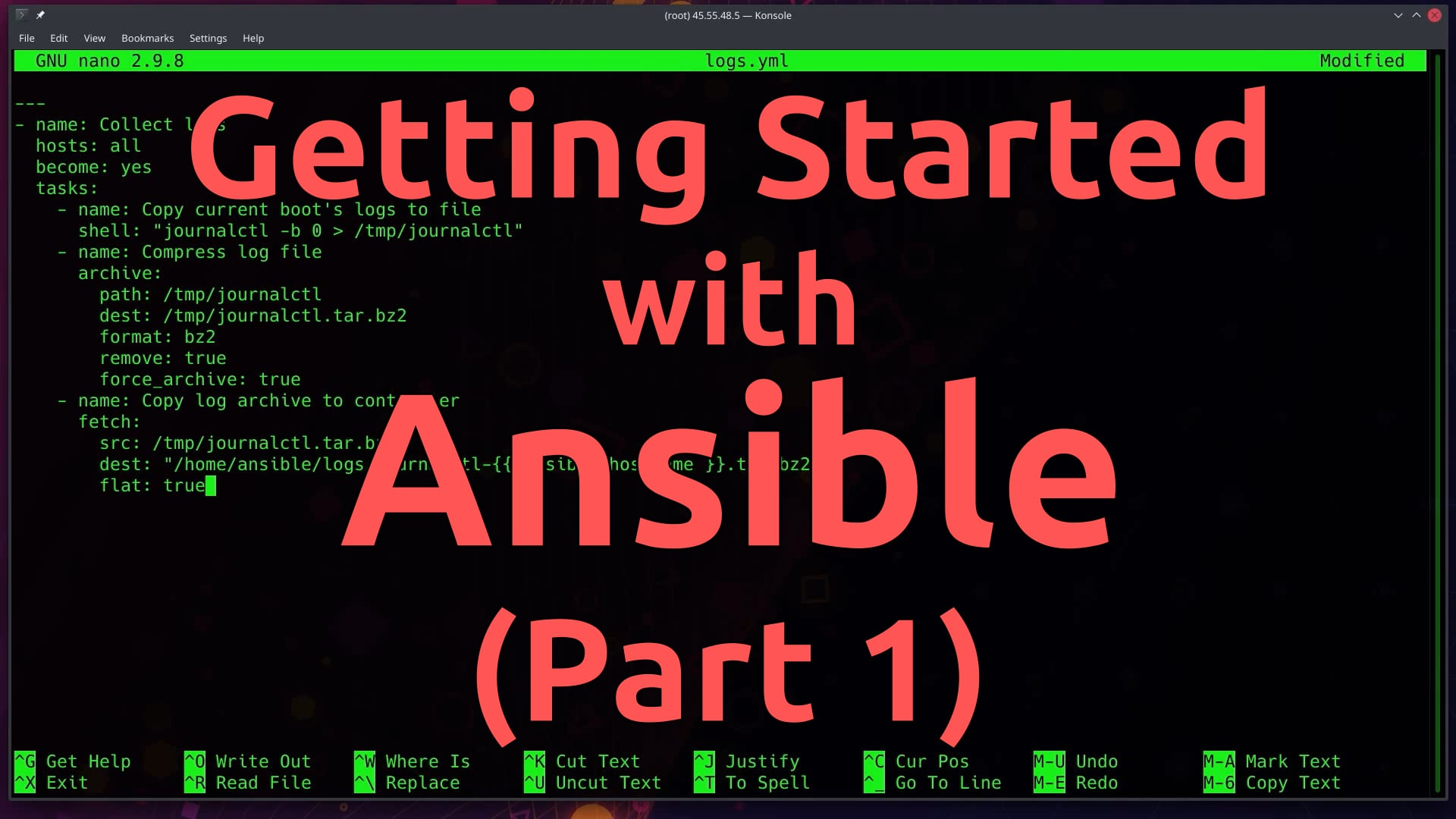 Getting Started with Ansible (Part 1)