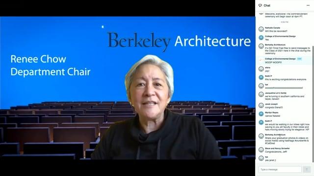 Graduate Architecture Commencement Ceremony