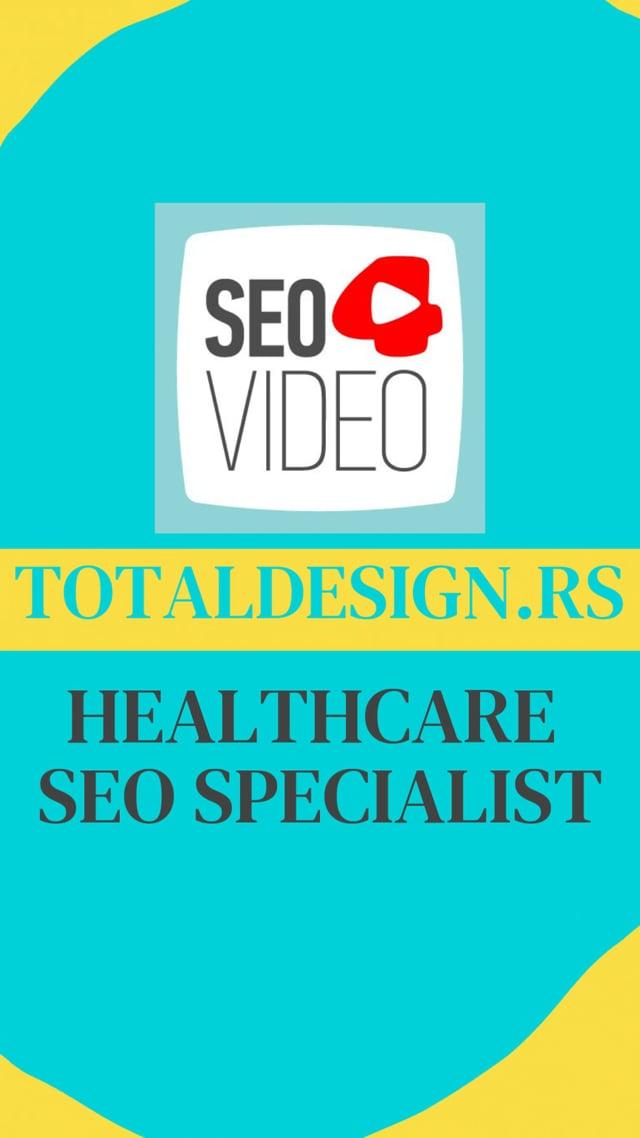 HEALTHCARE SEO VIDEO EXPERT #Shorts