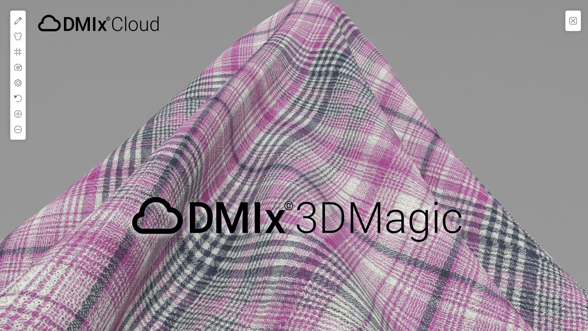 Showcase DMIx 3DMagic