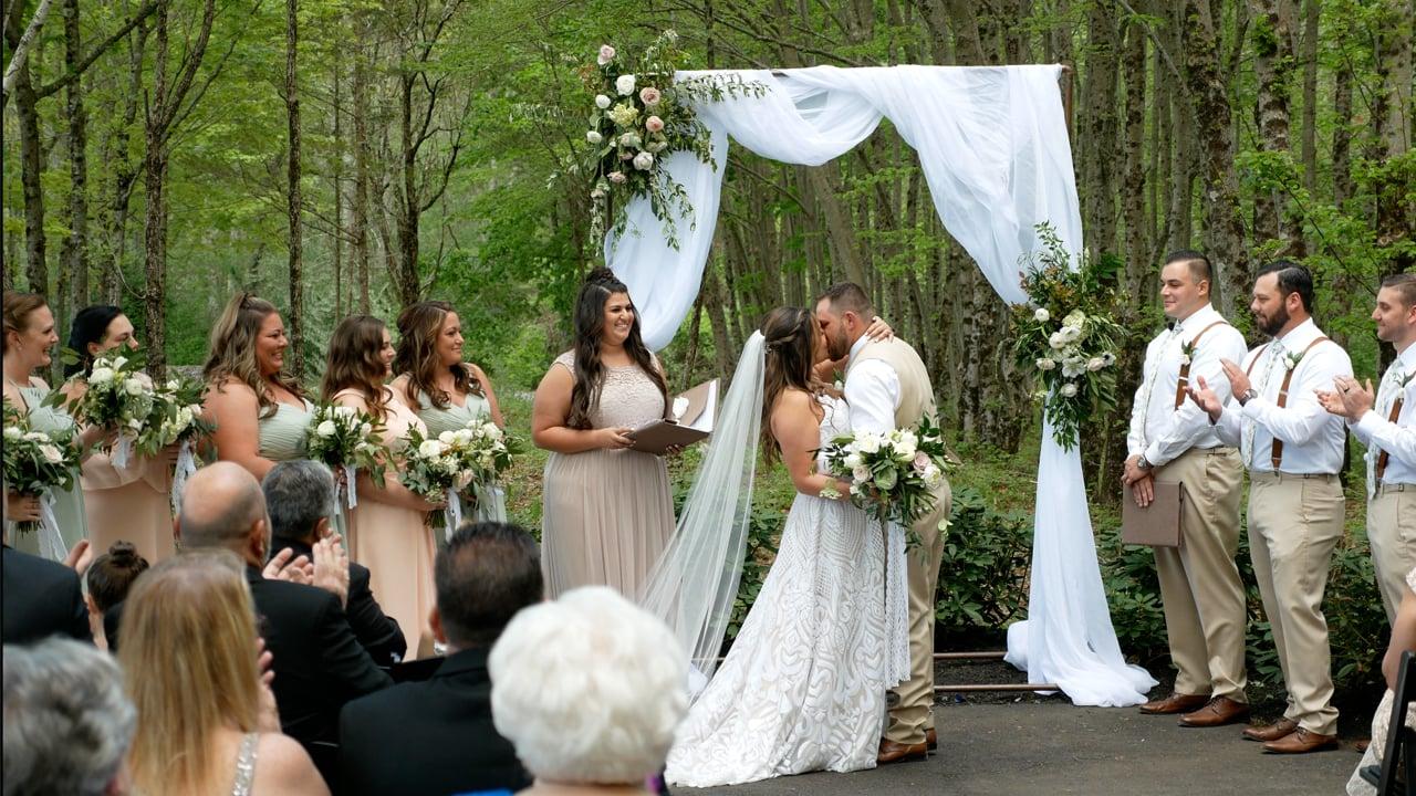 Wedding Vows - Lauren + Max