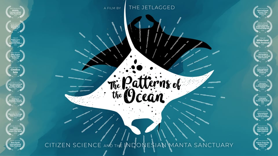 The Patterns of the Ocean - Protecting Indonesia's Manta Rays