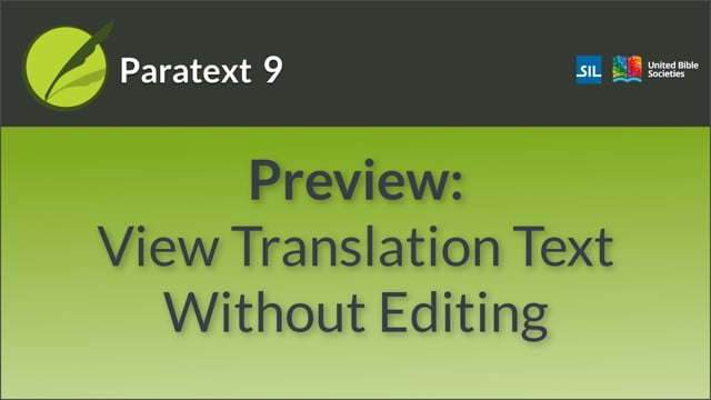 What is Preview? (9.0 1.2.2e)