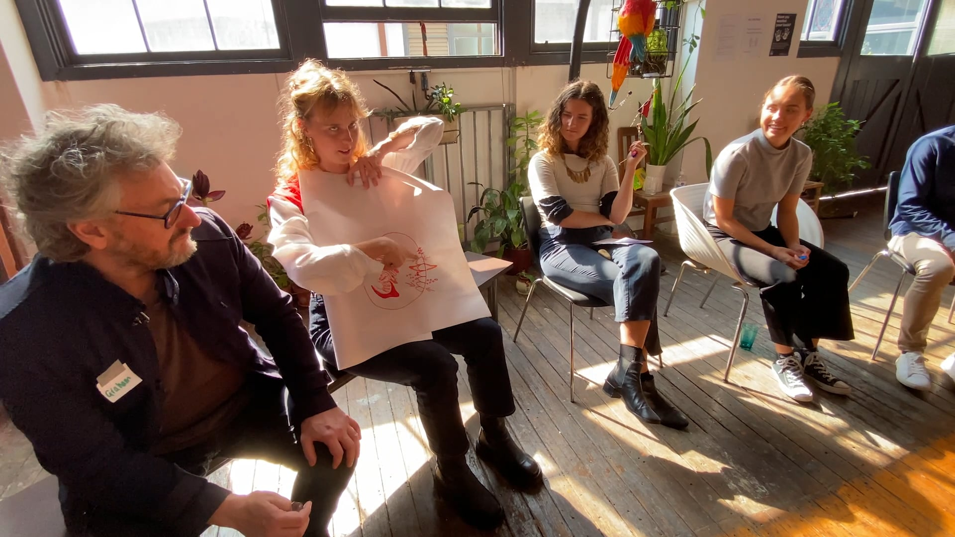 Climate Futures Participatory Storytelling Workshop