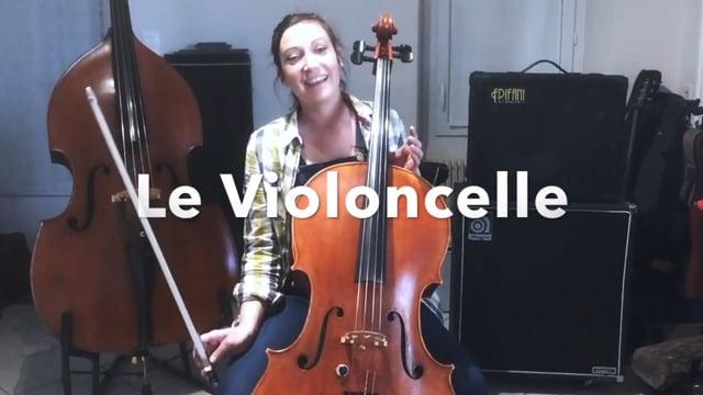 Présentation Violoncelle - Soizic