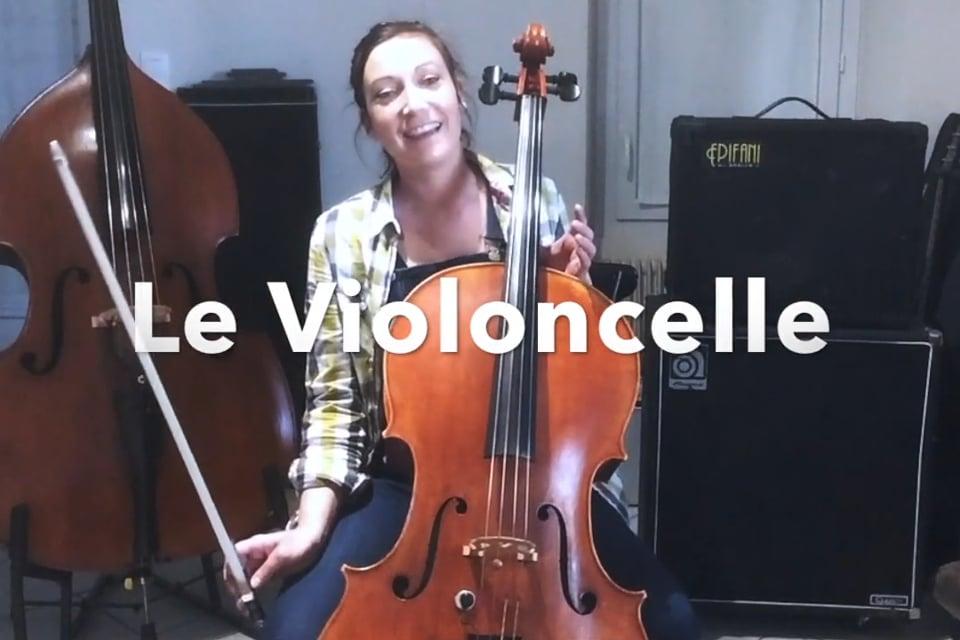 Présentation Violoncelle – Soizic