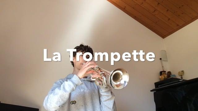 Présentation Trompette - Manuel