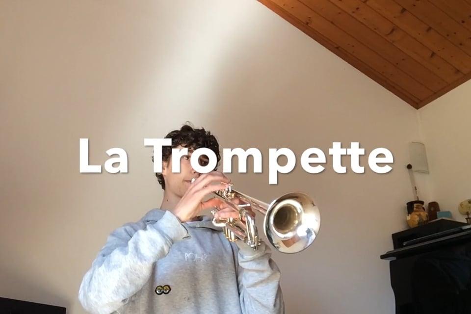 Présentation Trompette – Manuel