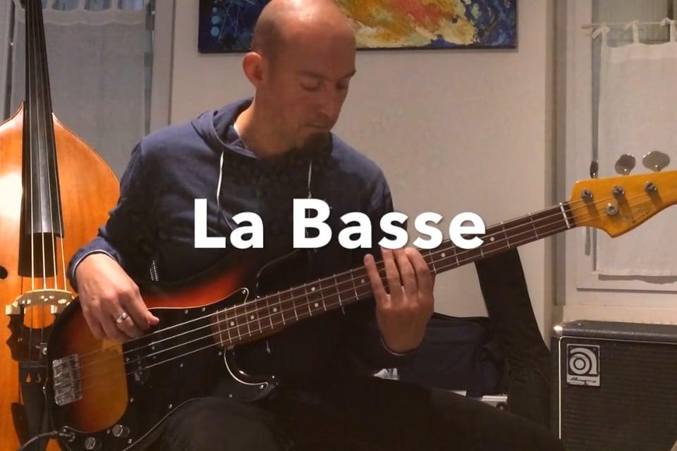 Présentation Basse – Yohan