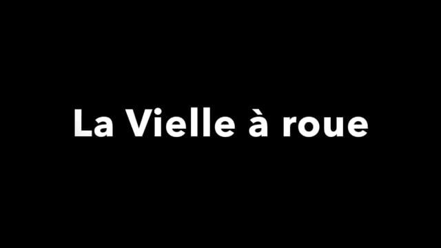 Présentation Vielle à Roue - Sylvain