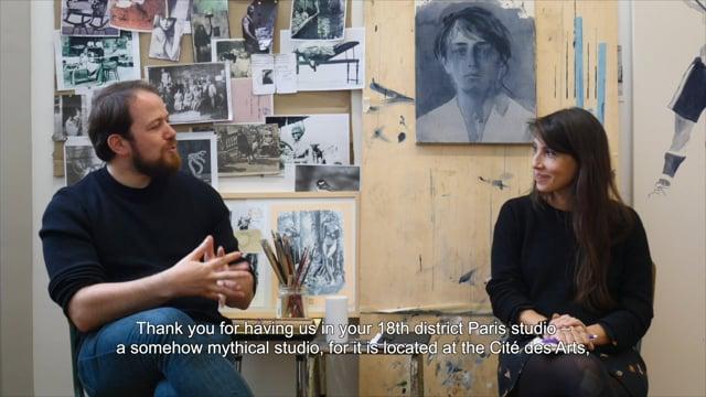 Artist Talk: Giulia Andreani - Galerie Max Hetzler