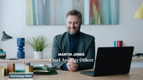 Qualtrics x Meet the Chief Apology Officer
