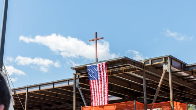Mount Paran Minute: Beam Signing and Topping Out