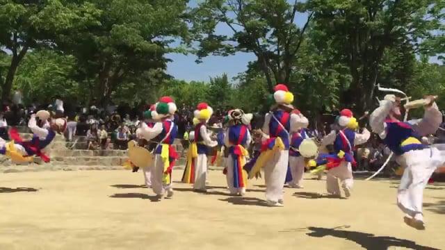 Korean Music and Dance - Korean Cultural Village in Seoul