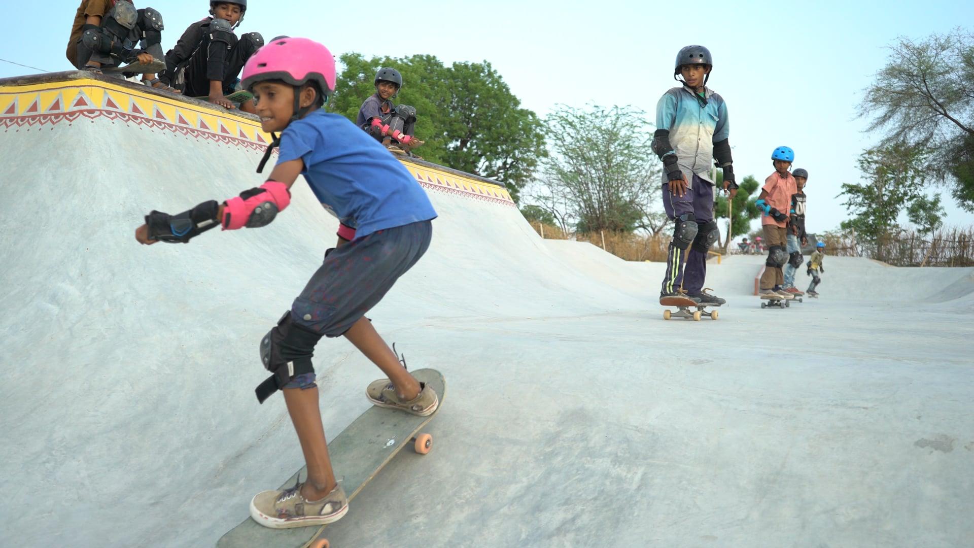 Desert Dolphin - Local Skaters