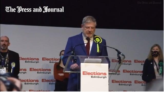 Angus Robertson Election Result Speech 2021